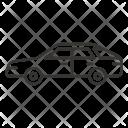 Car Hatchback Vehicle Icon