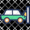 Auto Accident Car Crash Car Accident Icon