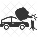 Car Vehicles Accident Icon
