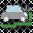 Car Accident Car Crash Vehicle Icon