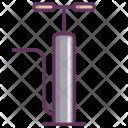Car Air Pressure Icon