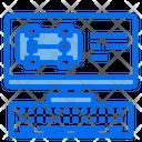 Car Alignment Icon