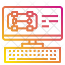 Monitor Computer Chassis Icon