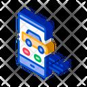Car Phone Mobile Icon