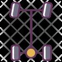 Car Autobalance Service Icon