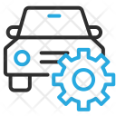 Car Automation Icon