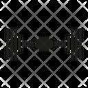 Car Axle Icon