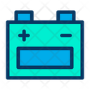 Battery Starter Transport Icon