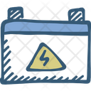Battery Car Battery Accumulator Icon