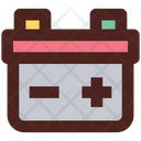 Car Battery Battery Energy Icon