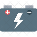Car Battery Automotive Battery Battery Charging Icon