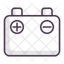Car Battery Jumper Icon