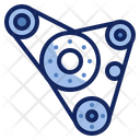 Car Belt Icon