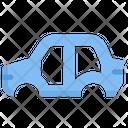 Car Body Icon