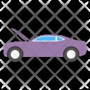 Car Bonnet Hood Icon