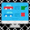 Car Booking Website Icon