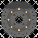 Brake Disc Brake Pad Car Brake Icon