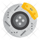 Ibrake Disc Vehicle Icon