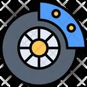 Car Breaker Icon
