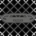 Car Bumper Icon