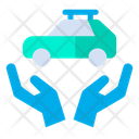 Car Caring Icon