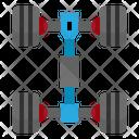 Chassis Mechanic Repair Icon