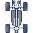 Car Chassis Car Chassis Icon