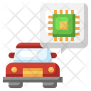 Car Chip Icon