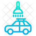 Car Cleaning Icon