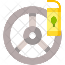 Car Cleaning Spray Icon