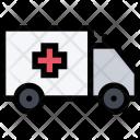 Car Clinic Medicine Icon