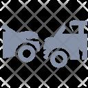 Car Collision Crash Icon