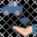 Wifi Car Control Icon