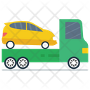 Car Delivery Transport Delivery New Car Icon
