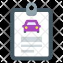 Car Badge Detail Icon