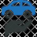 Car Auto Detailing Icon