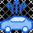 Car Direction Icon