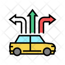 Car Directions Car Directions Icon