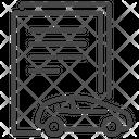 Car document Icon