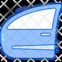 Car Door Icon