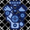 Car Engine Engine Motor Icon