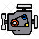 Engine Motor Car Icon