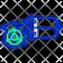 Car Engine Engine Car Part Icon