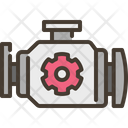 Car Engine Engine Machine Icon