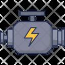 Car Engine Engine Vehicle Icon
