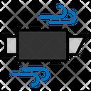 Exhaust Car Engine Icon
