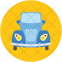 Car front view Icon