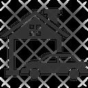 Car Garage Vehicle Icon