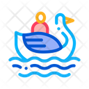 Duck Watching Park Icon