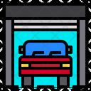 Car Garage Part Icon